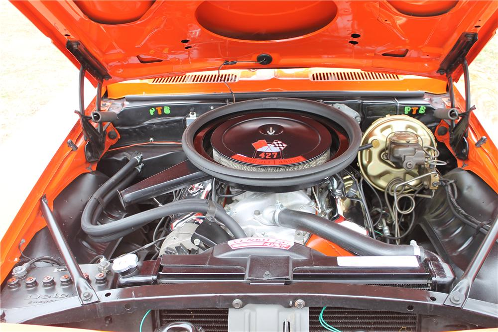 1969 CHEVROLET CAMARO YENKO RE-CREATION - Engine - 170707