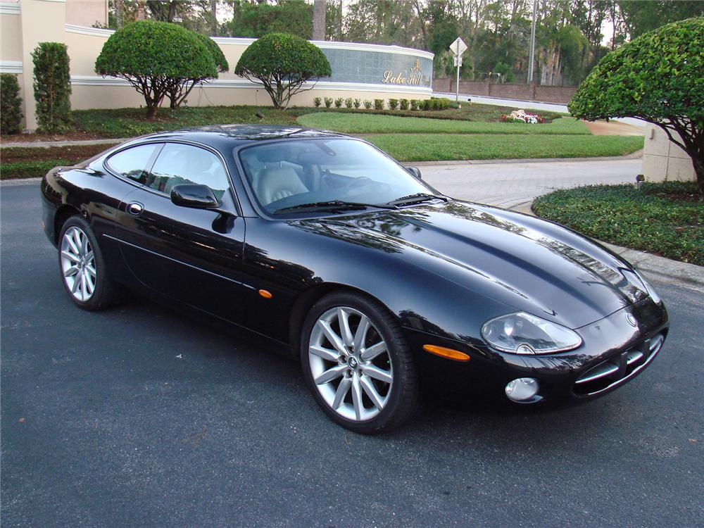 2003 jaguar xk8 2 door coupe 170845. Black Bedroom Furniture Sets. Home Design Ideas