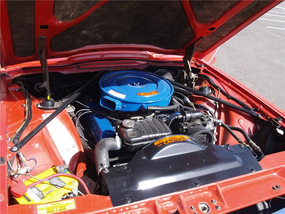 1964 FORD THUNDERBIRD CONVERTIBLE - Engine - 170951