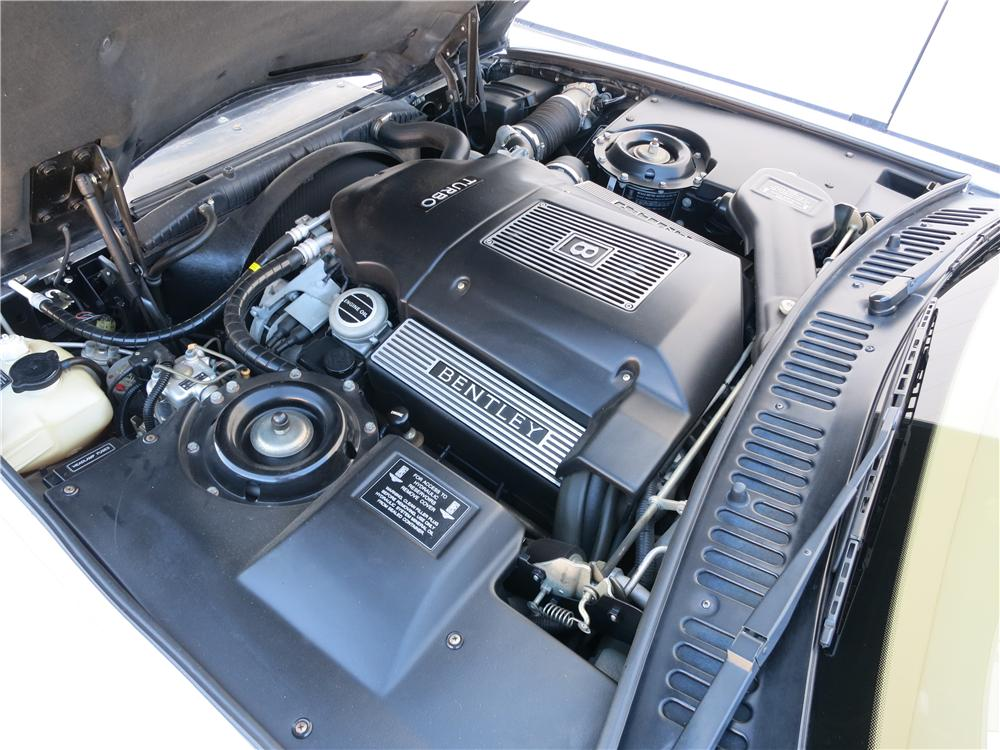 1995 BENTLEY CONTINENTAL T COUPE - Engine - 170963