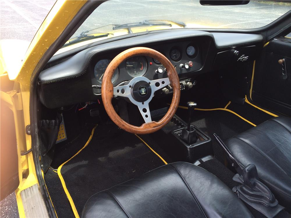 1978 PUMA GTE 2 DOOR COUPE - Interior - 170973