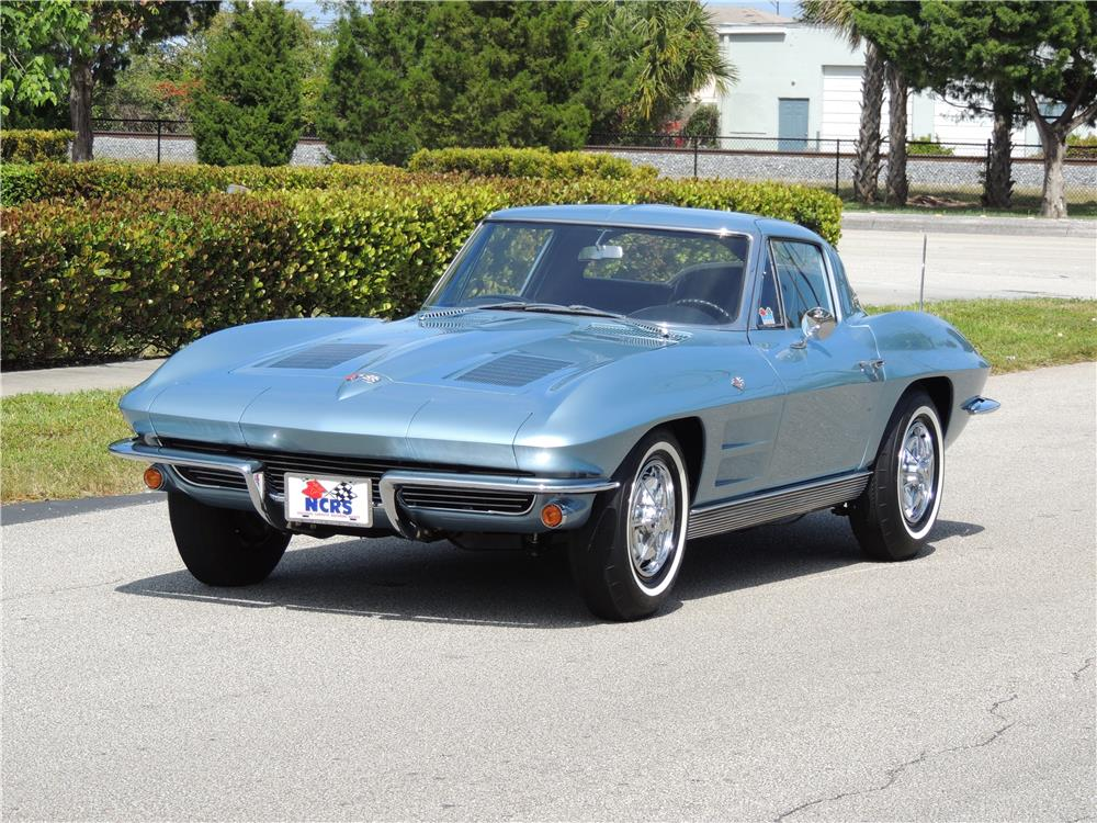 1963 chevrolet corvette split window coupe 171020