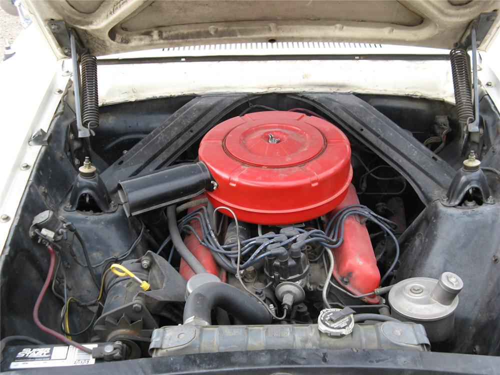 1963 FORD FALCON STATION WAGON - Engine - 174464