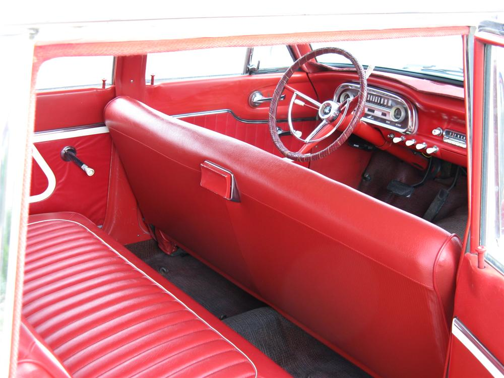 1963 FORD FALCON STATION WAGON - Interior - 174464