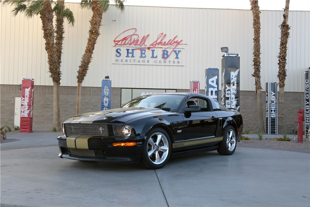 2006 SHELBY GT-H 2 DOOR COUPE - Front 3/4 - 174466