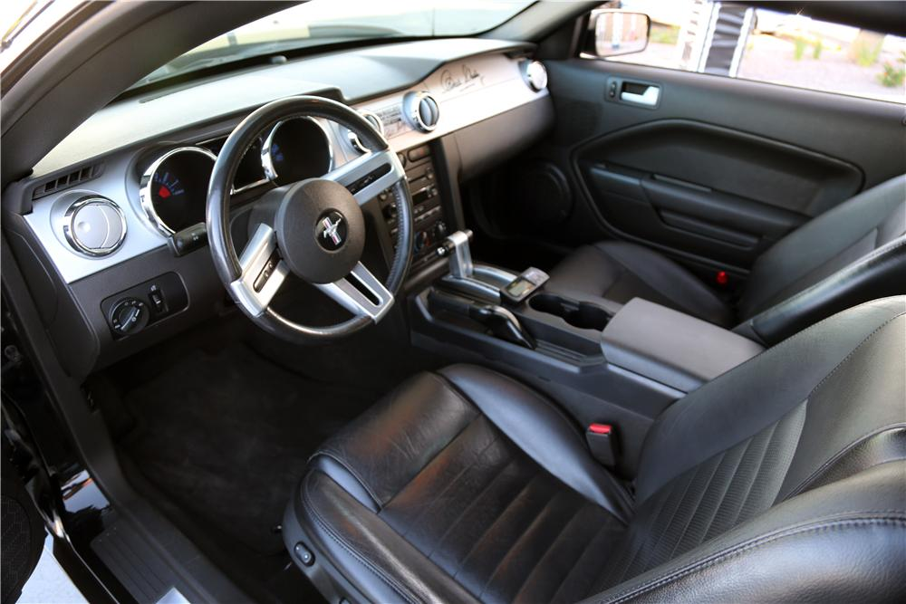 2006 SHELBY GT-H 2 DOOR COUPE - Interior - 174466