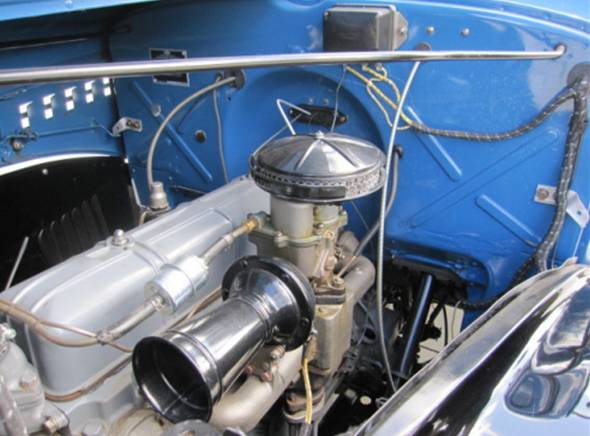 1941 CHEVROLET 1/2 TON PICKUP - Engine - 174490