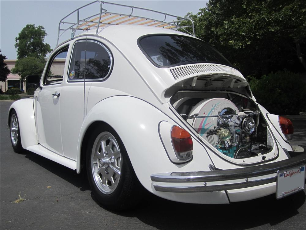 volkswagen beetle custom  door sedan