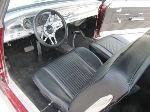1963 CHEVROLET NOVA CUSTOM 2 DOOR HARDTOP - Interior - 174538