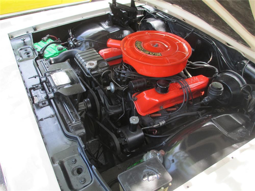 1965 MERCURY MONTCLAIR CUSTOM 4 DOOR SEDAN - Engine - 174554