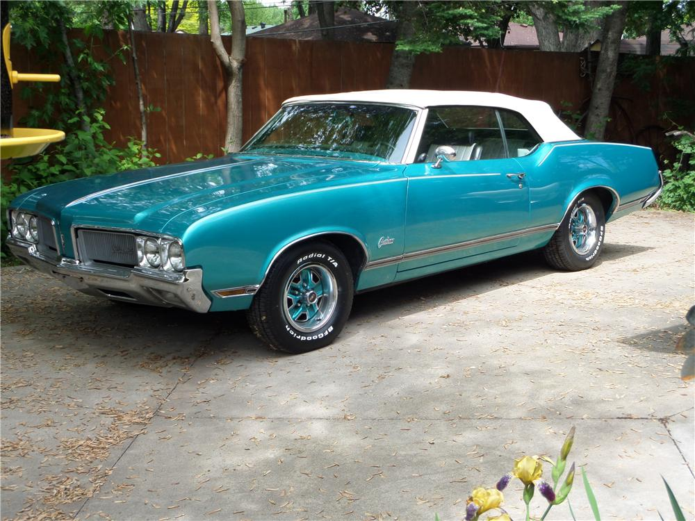2019 Malibu >> 1970 OLDSMOBILE CUTLASS CONVERTIBLE174573