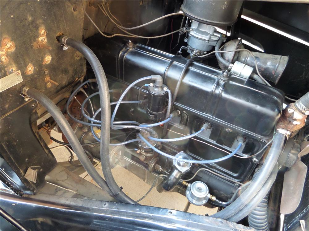 1936 CHEVROLET 1/2 TON PICKUP - Engine - 174575