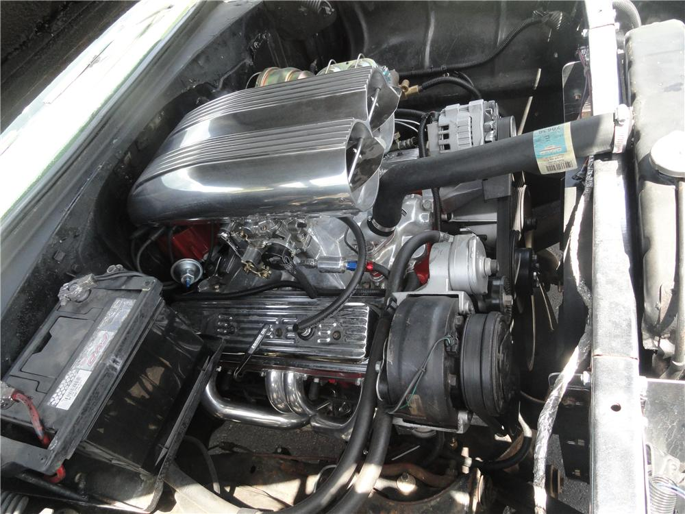 1955 CHEVROLET NOMAD GASSER - Engine - 174579
