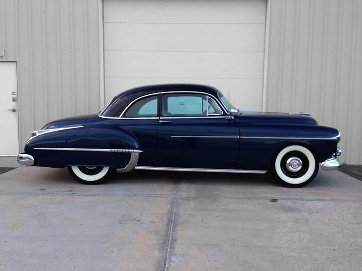 1950 Oldsmobile Deluxe 88 Club Coupe 174586