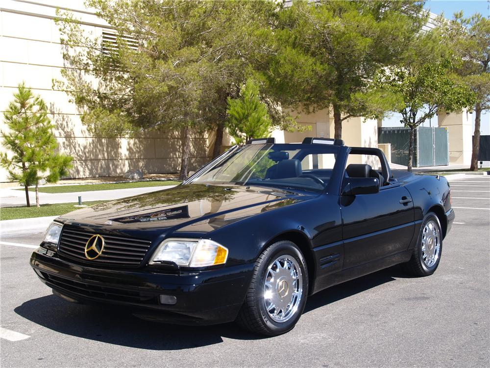 1996 mercedes benz sl320 convertible 174607. Black Bedroom Furniture Sets. Home Design Ideas