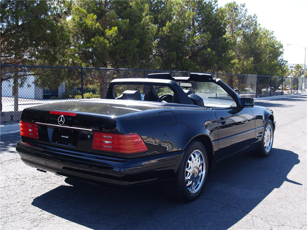 1996 mercedes benz sl320 convertible 174607