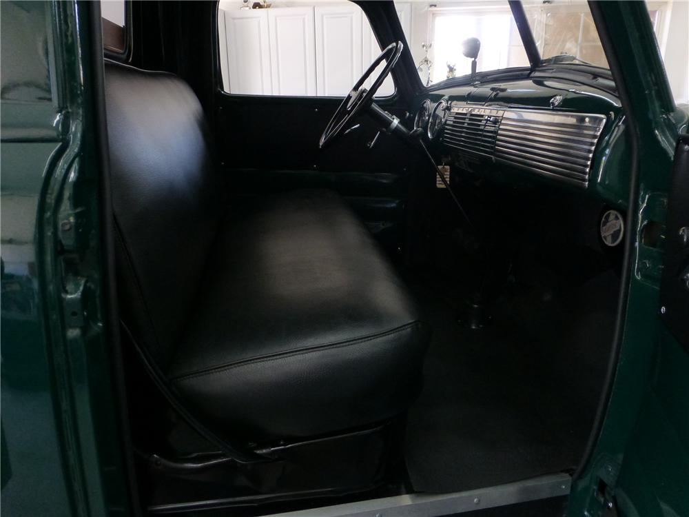 1949 CHEVROLET 3600 FLATBED TRUCK - Interior - 174615
