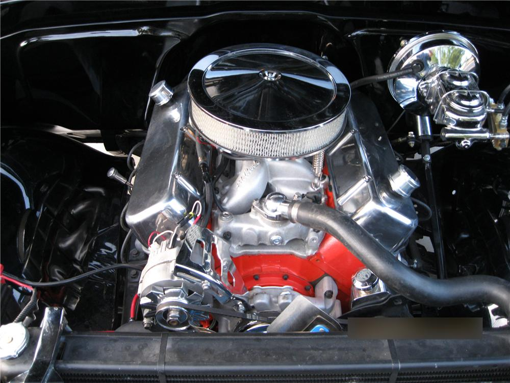 1969 CHEVROLET C-10 CUSTOM PICKUP - Engine - 174631