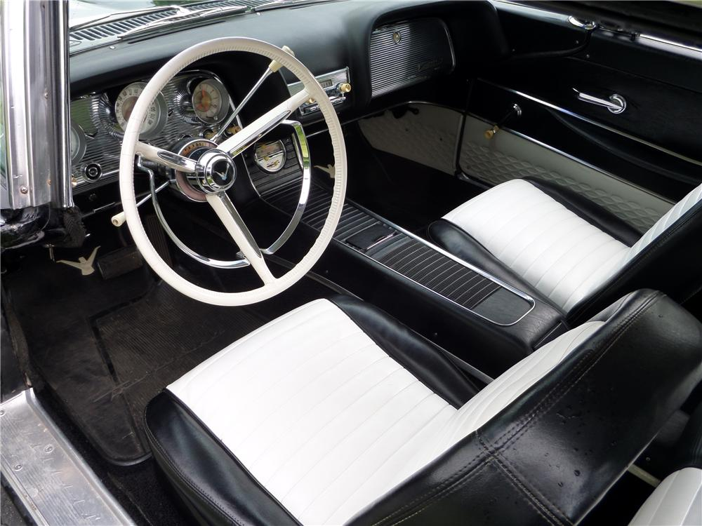 1959 FORD THUNDERBIRD 2 DOOR HARDTOP - Interior - 174632