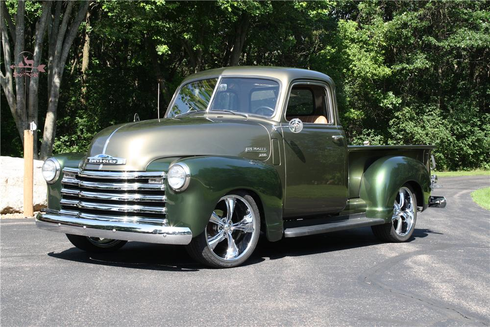 1949 Chevrolet 3100 Custom Pickup 174649