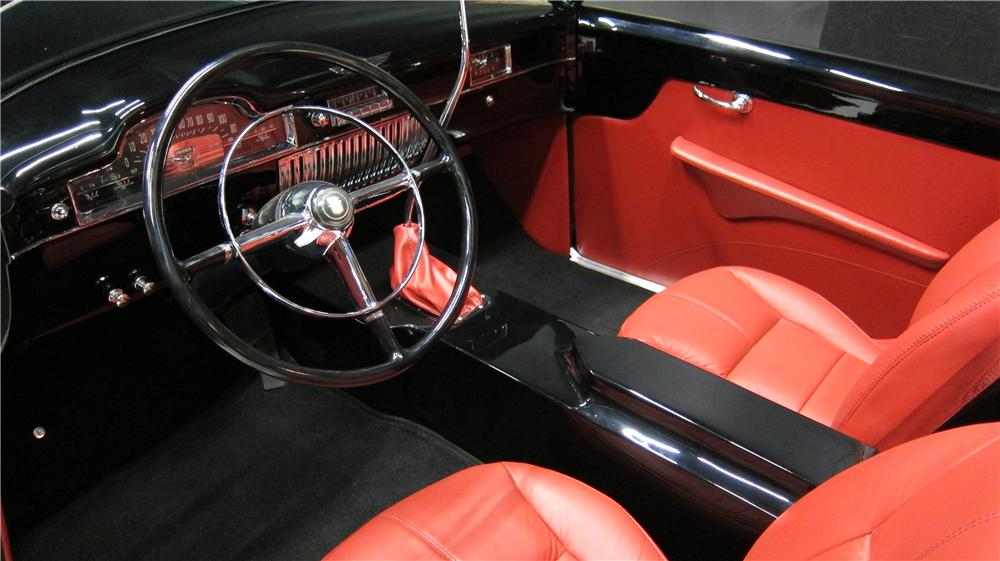 1949 CADILLAC CUSTOM TOPLESS ROADSTER - Interior - 174663