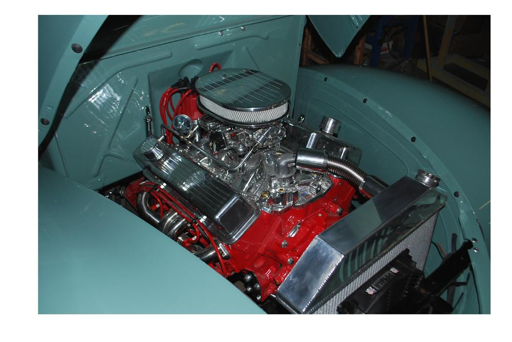 1940 FORD CUSTOM PICKUP - Engine - 174670