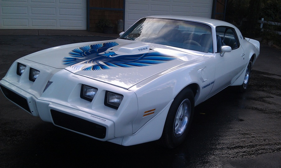 1979 PONTIAC FIREBIRD TRANS AM 2 DOOR COUPE - Front 3/4 - 174693