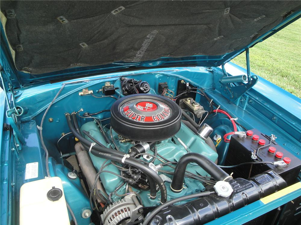 1968 PLYMOUTH GTX 2 DOOR HARDTOP - Engine - 174703