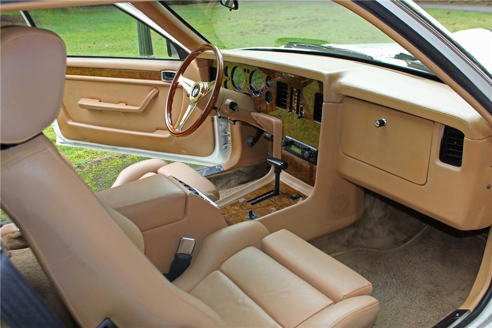 1986 ZIMMER GOLDEN SPIRIT 2 DOOR COUPE - Interior - 174708