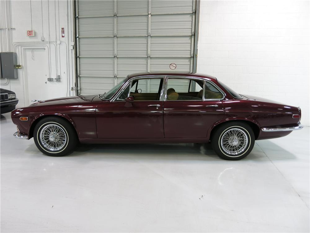 1973 jaguar xj 6 custom 4 door sedan 174725. Black Bedroom Furniture Sets. Home Design Ideas