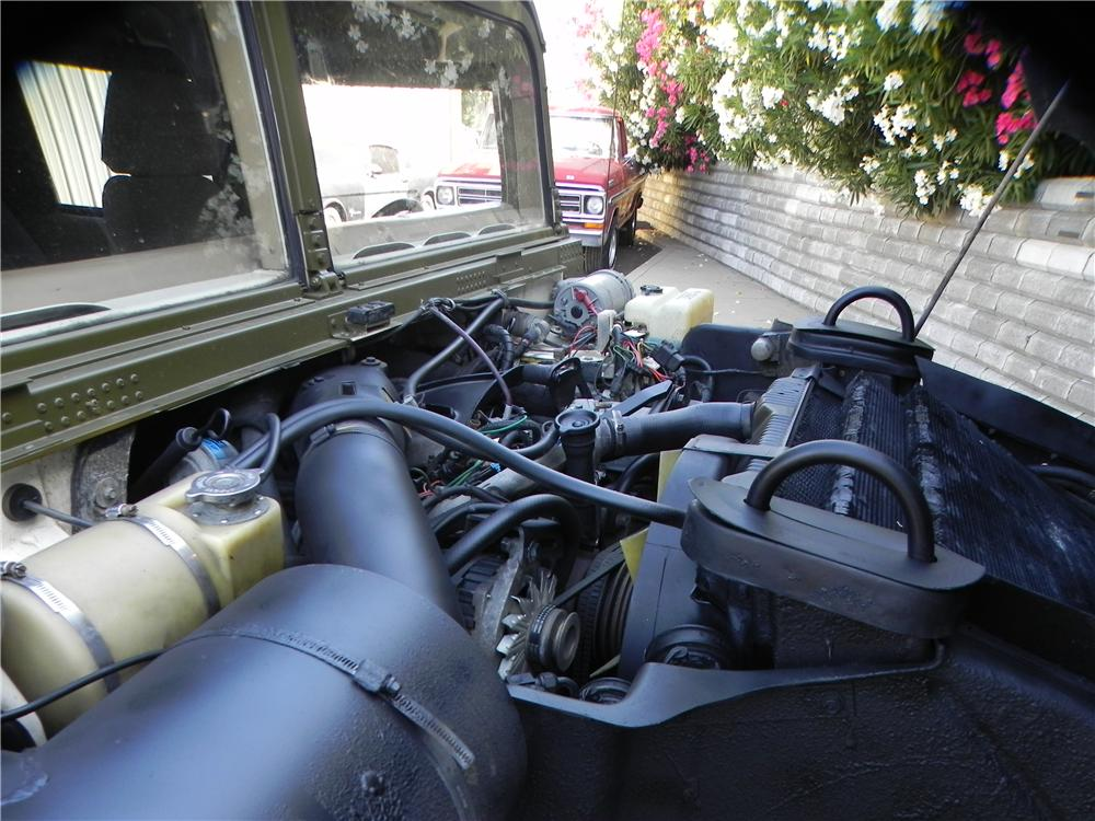 1992 AM GENERAL HUMMER H1  - Engine - 174744