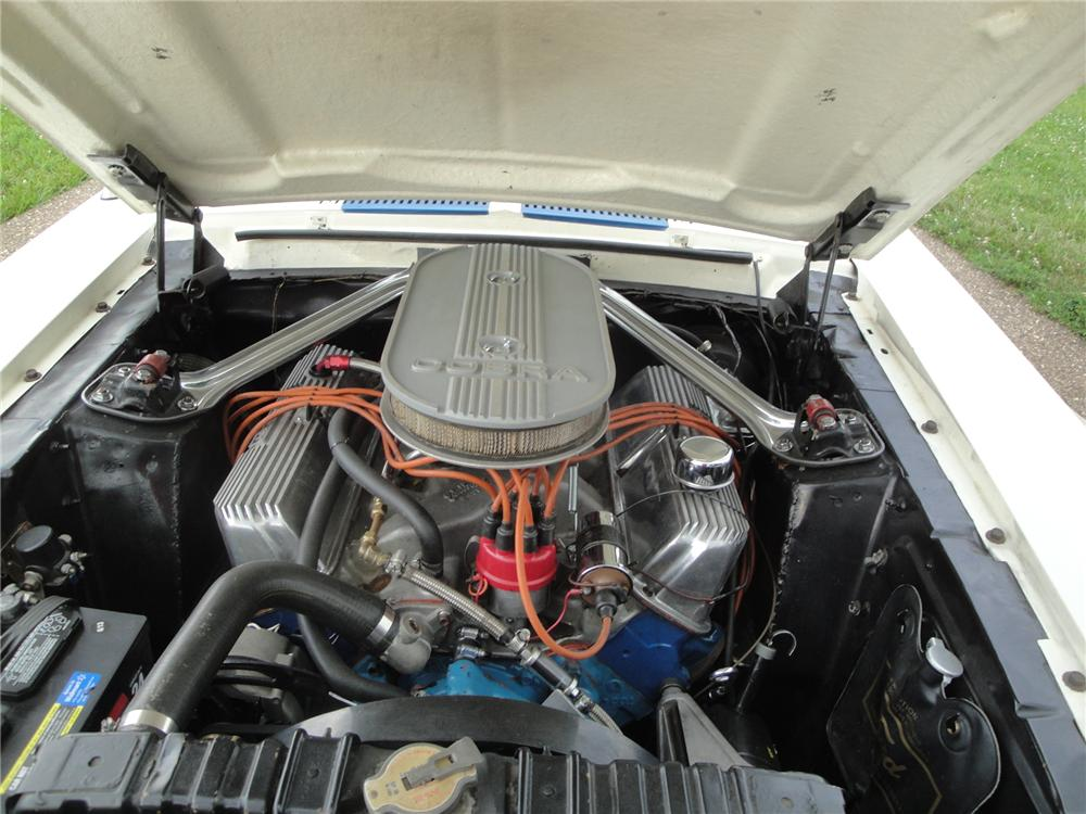 1967 FORD MUSTANG CUSTOM FASTBACK - Engine - 175156