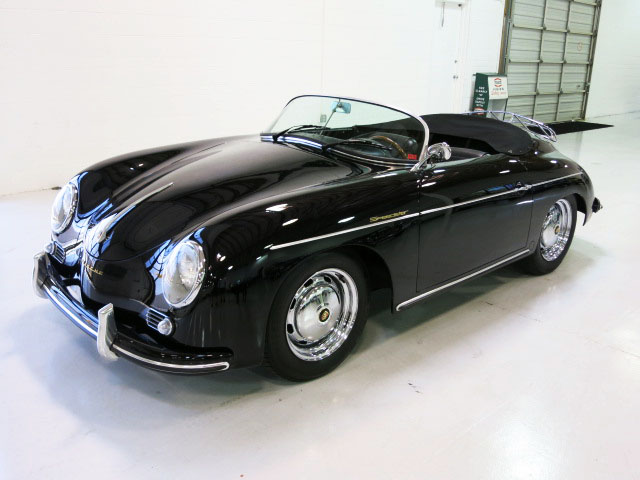 1957 PORSCHE SPEEDSTER 356 RE-CREATION - Front 3/4 - 175160