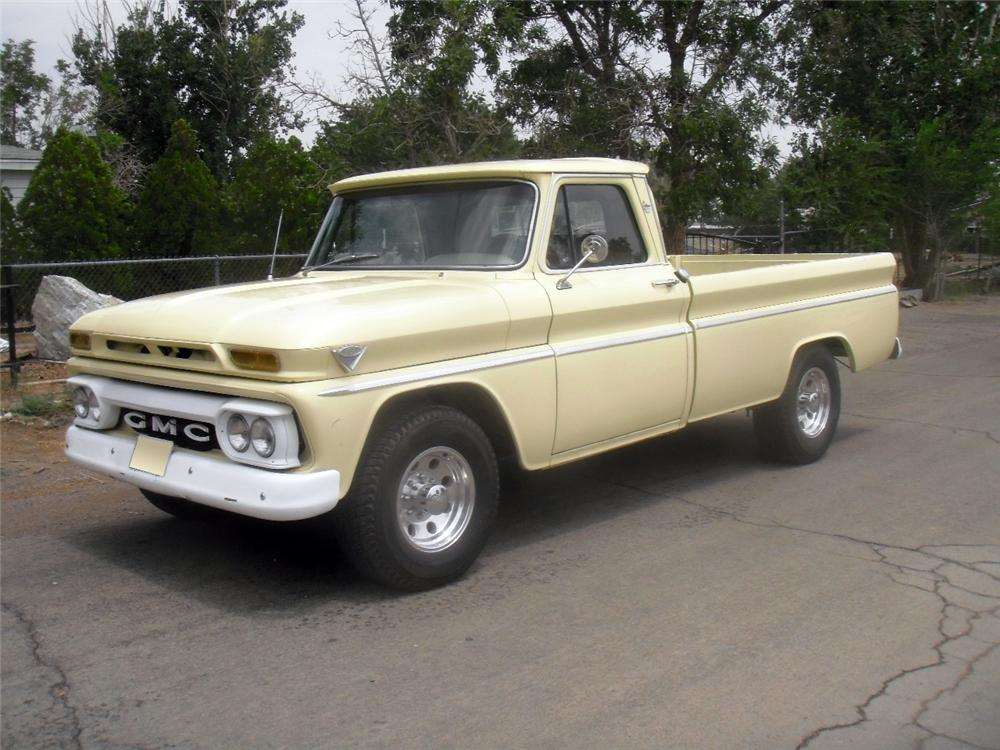 1964 GMC 1500 PICKUP - Front 3/4 - 175164