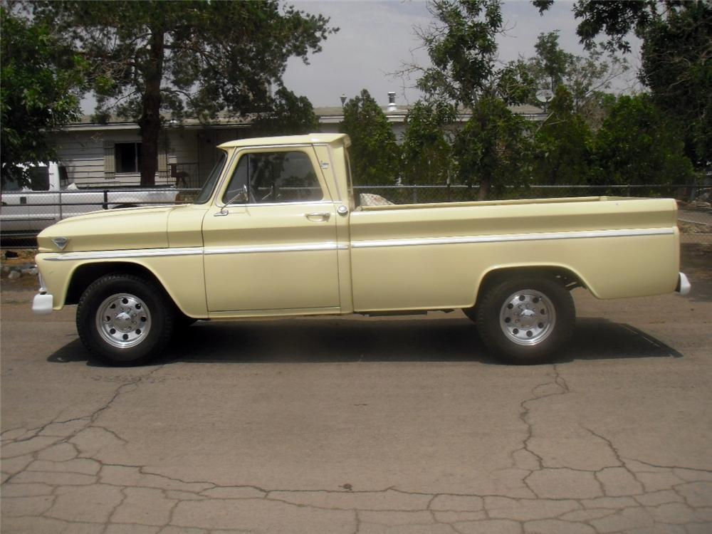 1964 GMC 1500 PICKUP - Side Profile - 175164