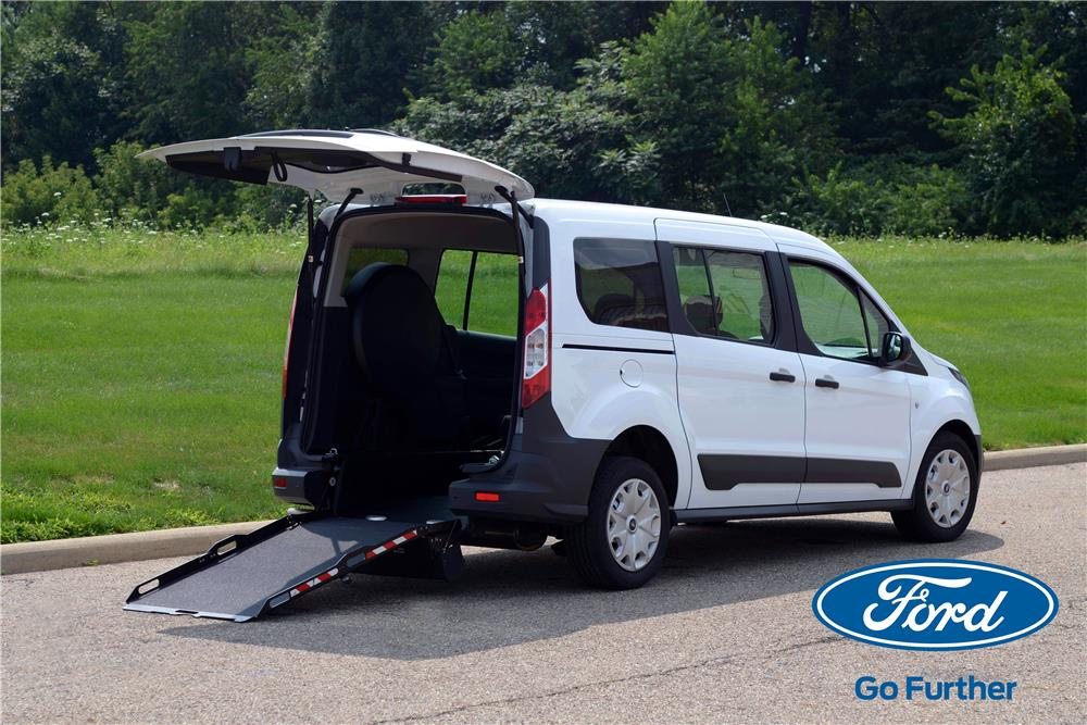 2014 FORD TRANSIT CONNECT TTN WAGON VAN - Front 3/4 - 175165