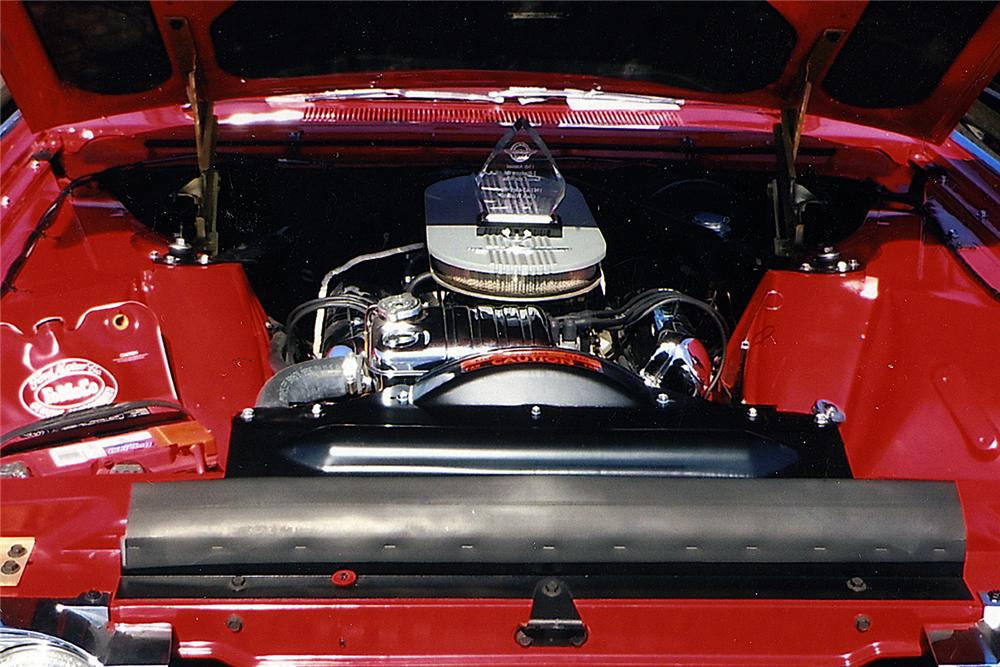 1962 FORD THUNDERBIRD ROADSTER - Engine - 175173