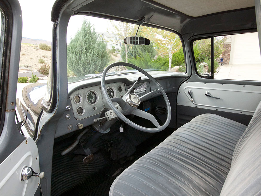 1957 GMC 100 PICKUP - Interior - 175180