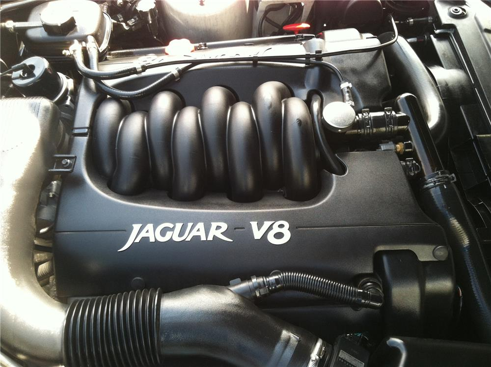 1997 JAGUAR XK8 CONVERTIBLE - Engine - 176188