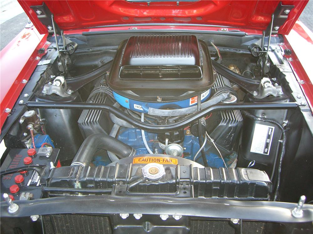 1969 FORD MUSTANG MACH 1 428 CJ FASTBACK - Engine - 176913