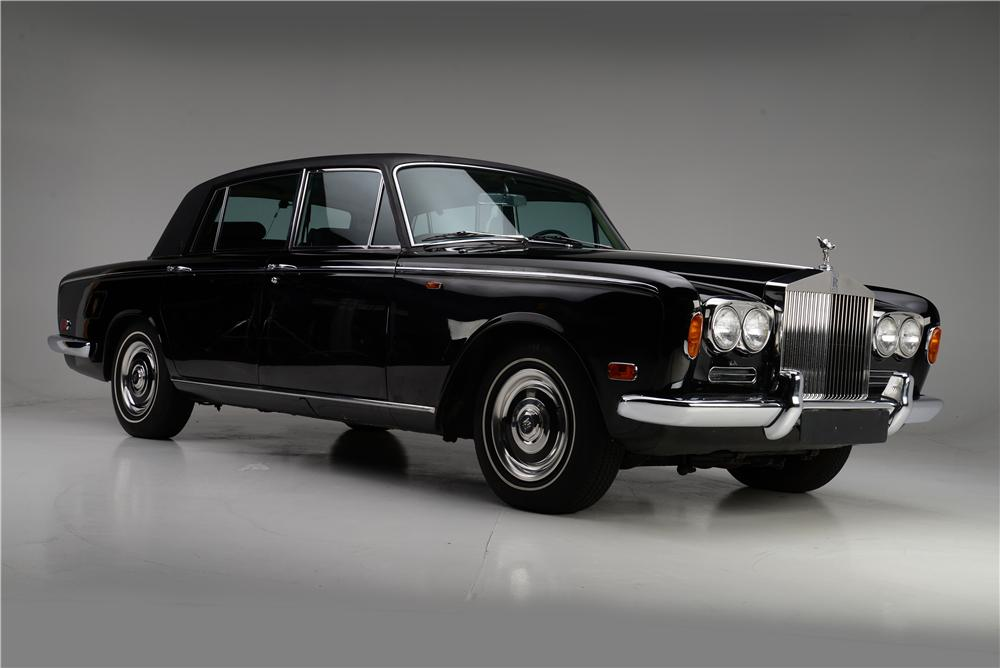 1970 rolls royce silver shadow long wheel base saloon 176970. Black Bedroom Furniture Sets. Home Design Ideas