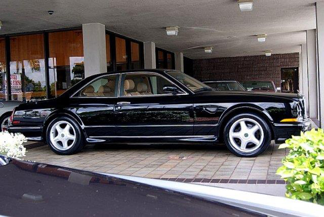 2000 BENTLEY CONTINENTAL R MILLENNIUM COUPE - Side Profile - 177004