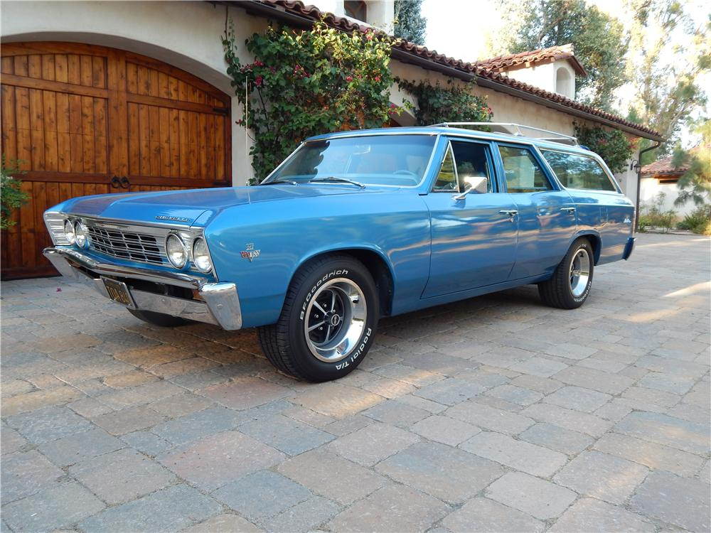 Muscle Car Station Wagons For Sale
