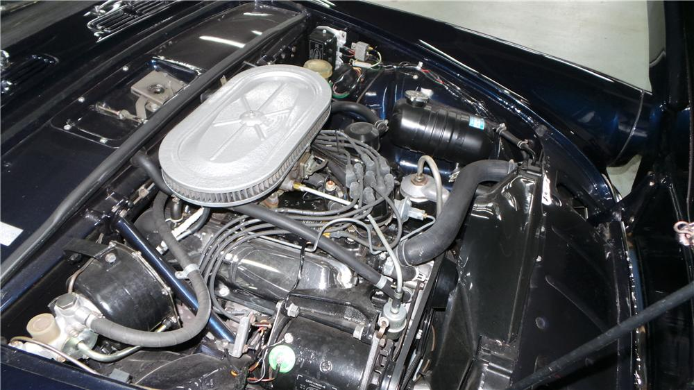 1966 SUNBEAM TIGER CONVERTIBLE - Engine - 177055