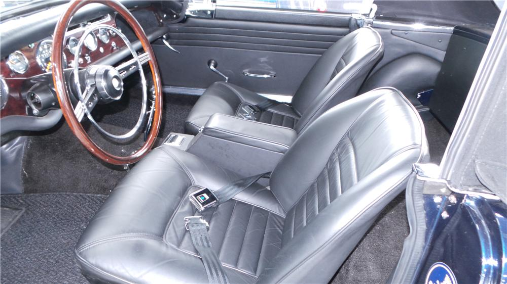 1966 SUNBEAM TIGER CONVERTIBLE - Interior - 177055