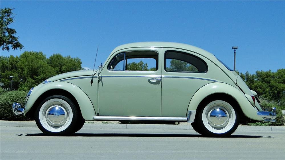 1964 Volkswagen Beetle 2 Door Sedan 177074