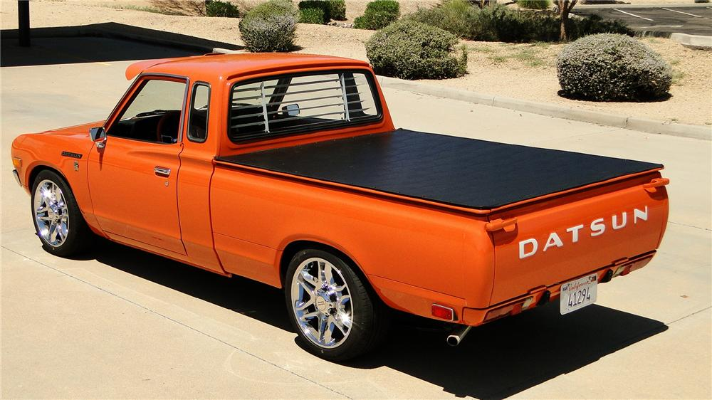 1978 Datsun 620 Custom King Cab Pickup 177077