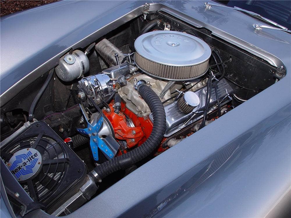 1967 KELLISON ASTRA 2 DOOR COUPE - Engine - 177092