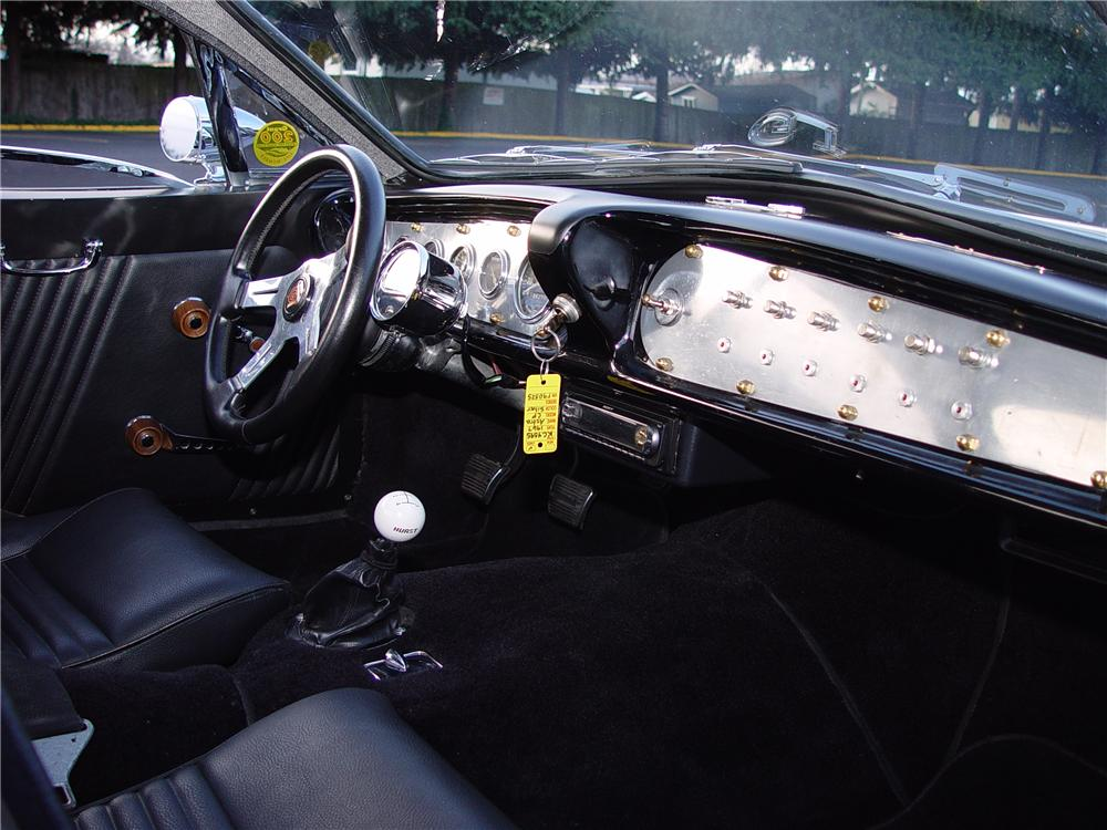 1967 KELLISON ASTRA 2 DOOR COUPE - Interior - 177092