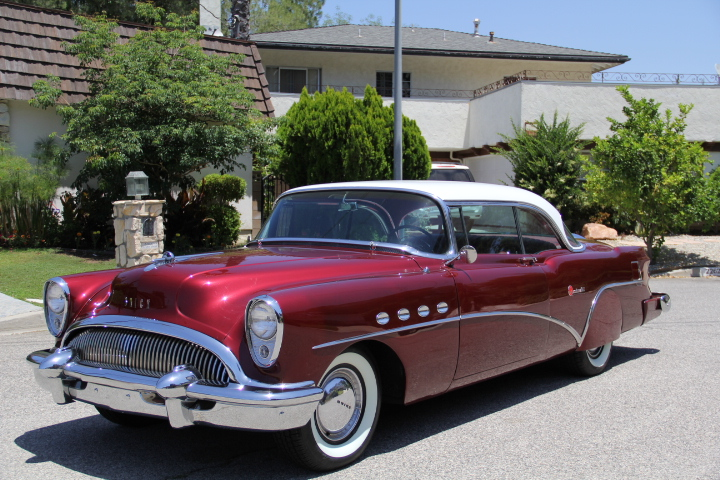 Used Cars For Sale Las Vegas >> 1954 BUICK ROADMASTER 2 DOOR COUPE - 177094